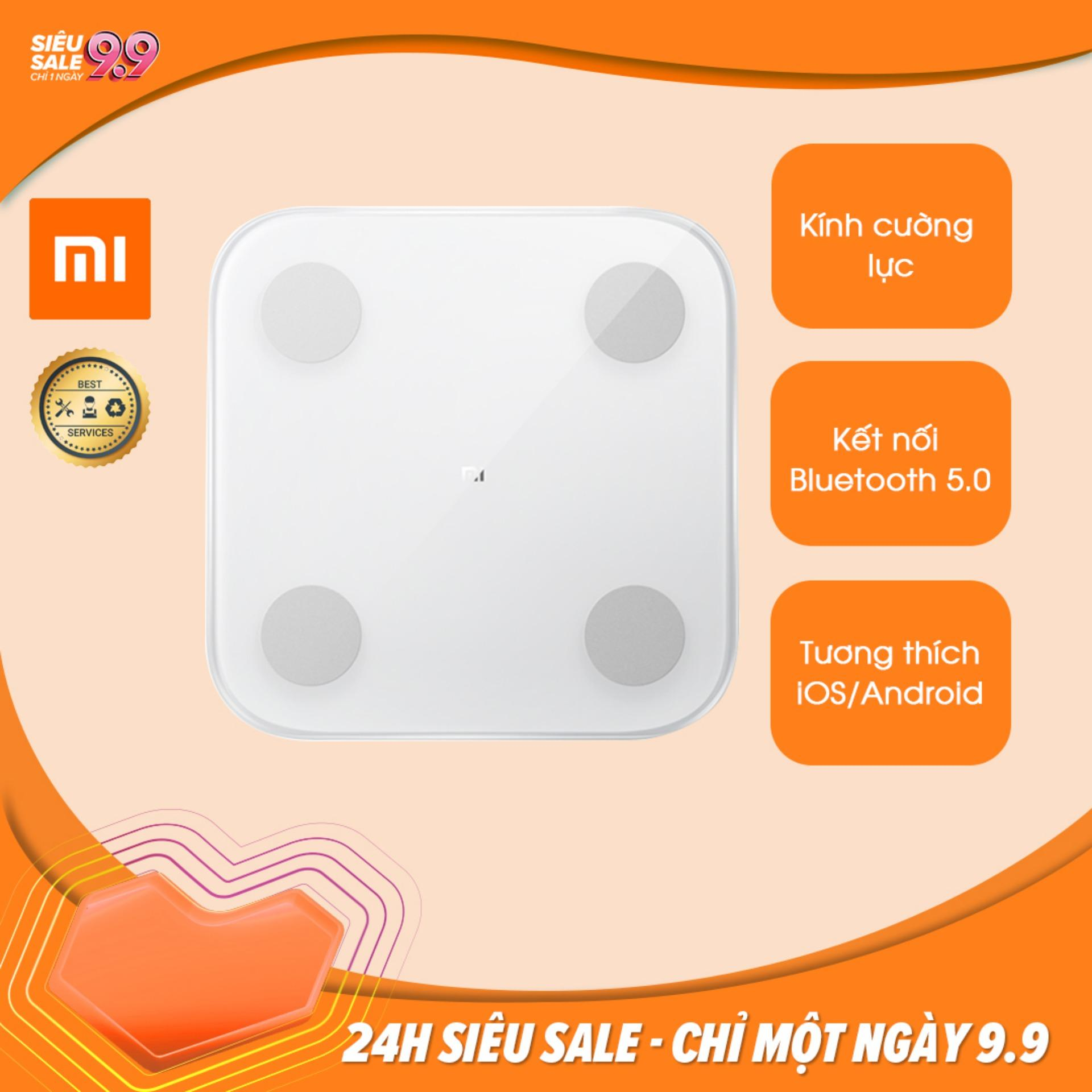 Cân thông minh Xiaomi Mi Body Composition Scale 2 ( Gen 2 ) nhập khẩu