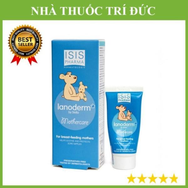 Lanoderm MotherCare 15ml - Kem giảm khô môi, chàm môi, nứt đầu ti