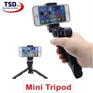 Tripod Mini Cho Điện Thoại, Máy Ảnh Kiêm Giá Đỡ Điện Thoại Xem Phim - TRIPOD BEAUTY LEGS thumbnail