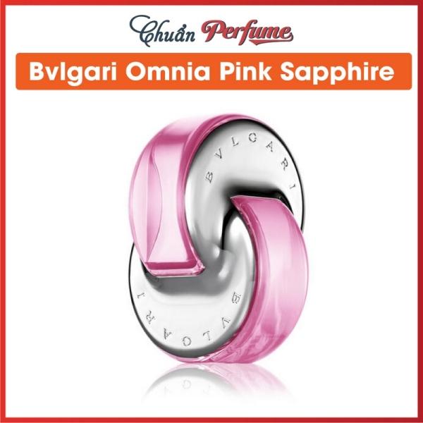 Nước Hoa Nữ Bvlgari Omnia Pink Sapphire EDT 65ml » Authentic Perfume