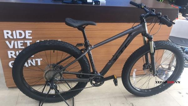 Phân phối Xe đạp thể thao bánh béo Giant XTC P1 2021 group SLX 11S