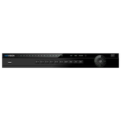 ĐẦU GHI HÌNH  5 IN 1 H265 KX-C7232H1  - Sản phẩm chính hãng KBVISION, Dòng camera Cao Cấp Thương Hiệu Mỹ, nhập khẩu chính ngạch - Bảo hành 24 tháng