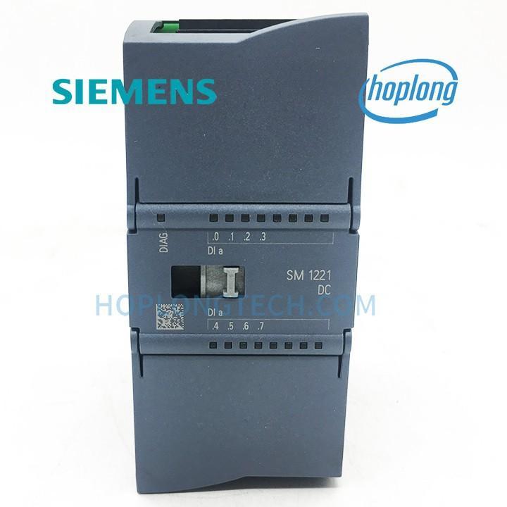 6ES7221-1BF32-0XB0 Mô đun S7-1200 SM1221 đầu vào 8 module SIEMENS