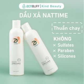 Dầu Xả thiên nhiên lành tính Men Vi Sinh Nattime Làm mềm, phục hồi tóc hư tổn, Không paraben, Không silicones Ecobuff thumbnail