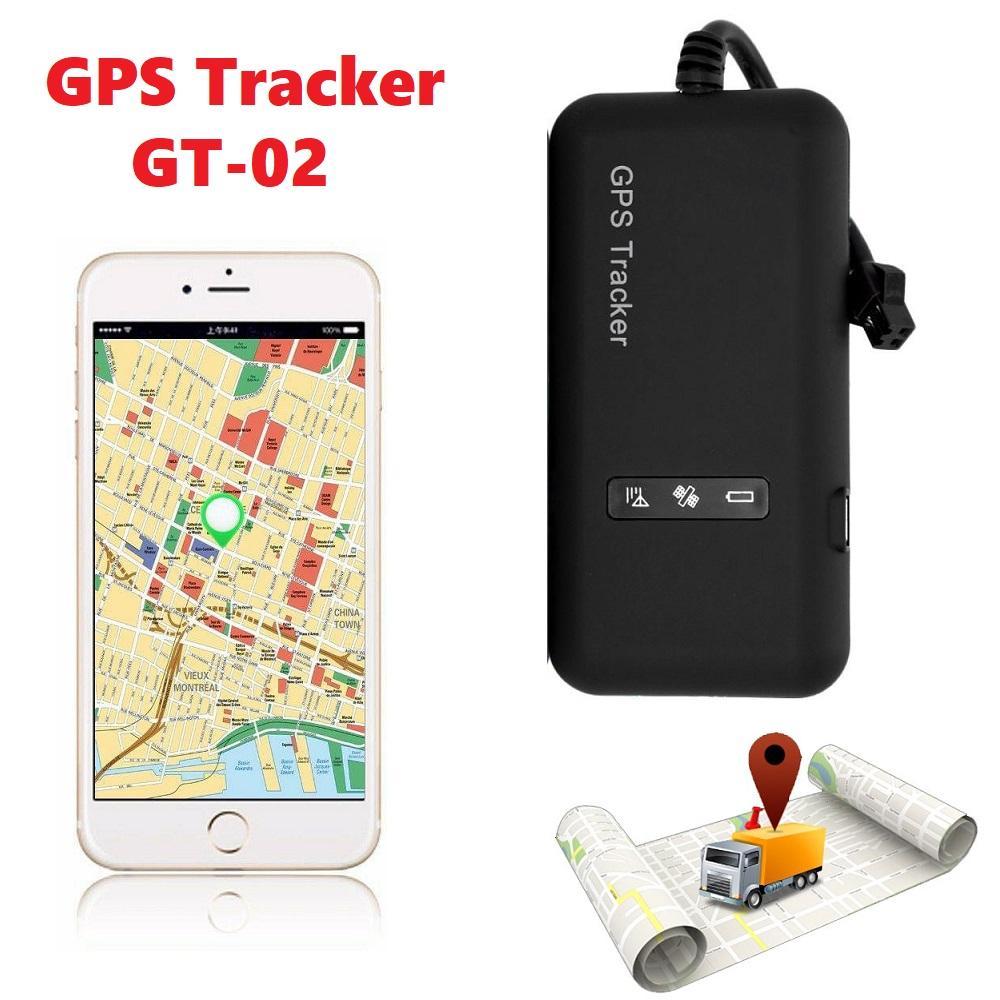 Máy định vị GPS GT-02 - GPS Tracker GT02