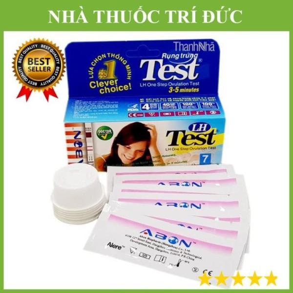 Que Thử Rụng Trứng LH Test Abon cao cấp