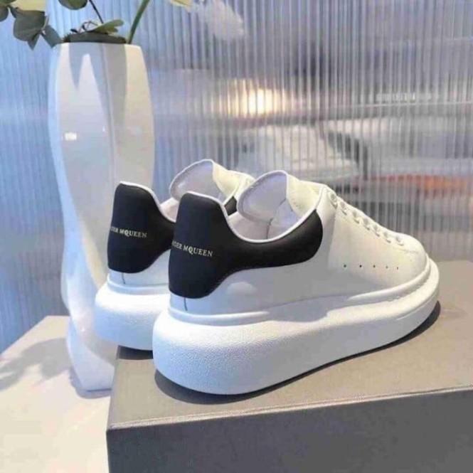 [ CHUYÊN SỈ ] Giày Sneaker Thể Thao MC QUEEN HOA CÚC Nam Nữ Đẹp 2020 Full Size 38 Đến 43 – A GIAY  | Hàng Chất Lượng Loại 1 - Đế Mềm Chống Trượt - Thoáng Khí - Dễ Phối Đồ giá rẻ