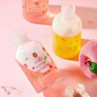 Nước (sữa) tẩy trang Hojo Milk Cover Remover nội địa Trung dành cho da hỗn hợp, nhạy cảm, da khô, da thường, mọi loại da, da mụn, da dầu thumbnail