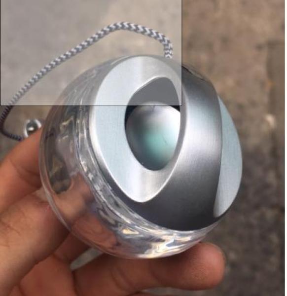 Loa bluetooth mini có đèn nhấp nháy mẫu đẹp cực hay CP LED giá rẻ
