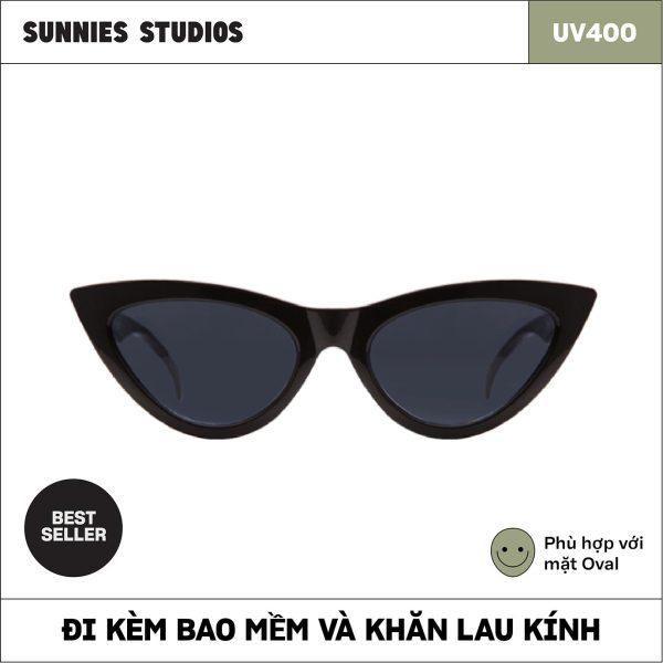 Mua Kính mát Sunnies Studios Gọng Mắt Mèo Zia in Ink