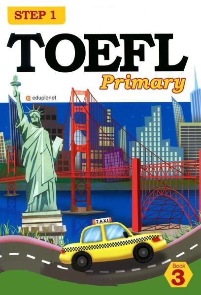 TOEFL PRIMARY STEP 1 BOOK 3