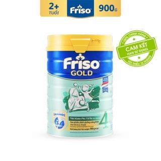 [Freeship toàn quốc] Sữa bột Friso Gold 4 900g cho trẻ từ 2-4 tuổi thumbnail