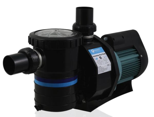 Bơm lọc nước hồ bơi hiệu EMAUX mã SB15 công suất 19.5m3/h ứng với cột áp 10m chuyên dùng hút cấp nước hồ bơ