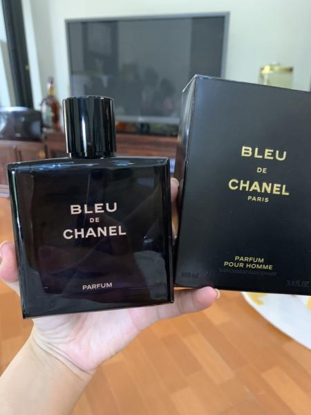 Nước Hoa Chanel Nam Bleu De Chanel Parfum 100ML 2018 - Mạnh Mẽ Hơn, Lịch Lãm Hơn