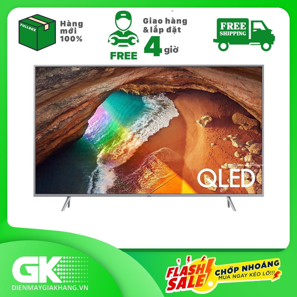 Bảng giá Smart Tivi QLED Samsung 4K 49 inch QA49Q65RA - 49Q65RA - 49Q65RA
