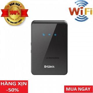 CỤC PHÁT WIFI TỪ SIM 3G, BỘ PHÁT WIFI 4G 5G DLINK 932C TÔC ĐỘ CAO thumbnail