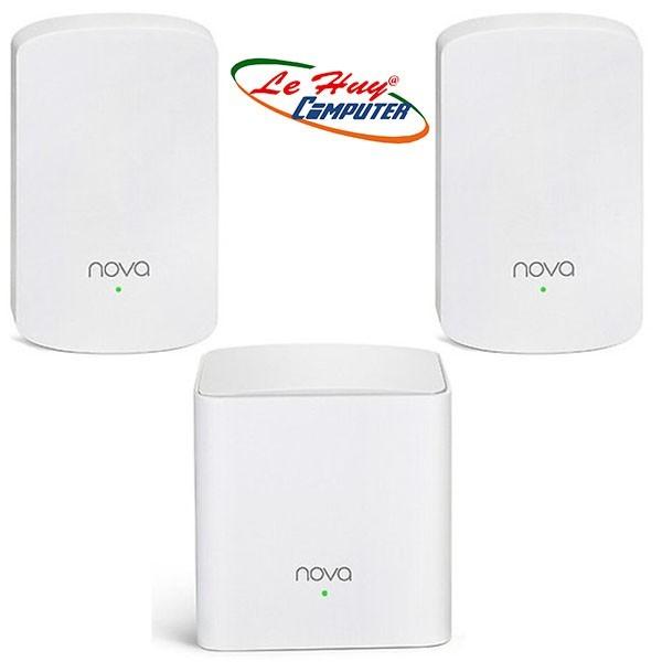 Bảng giá Bộ 3 Thiết Bị Router Wifi Tenda Nova Mw5 Phong Vũ
