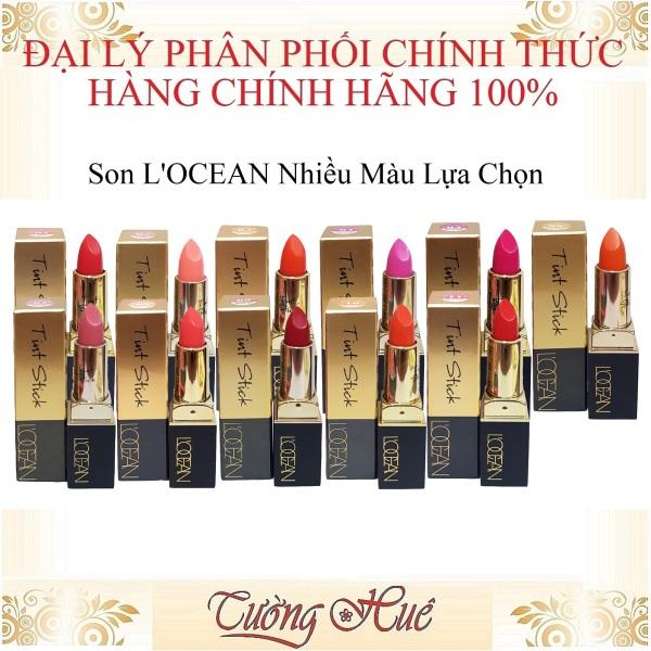 Son Vitamin Lâu Phai LOCEAN Tint Stick - 3.7g ( Lựa Chọn Màu ) giá rẻ