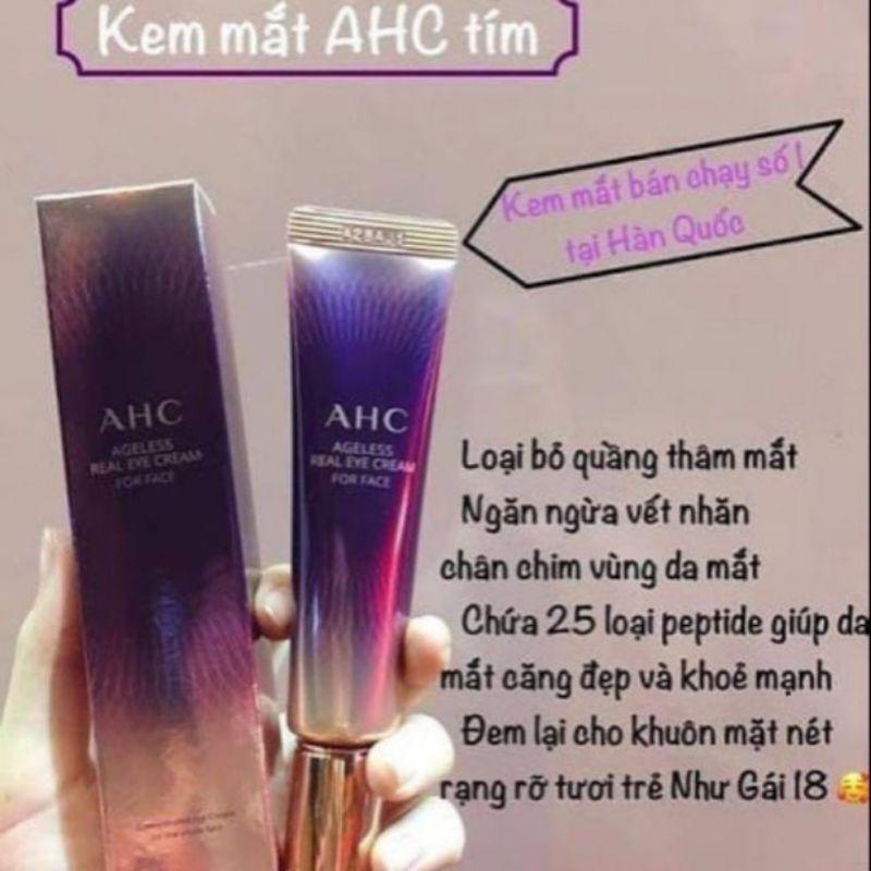 Kem chống thâm quầng mắt AHC