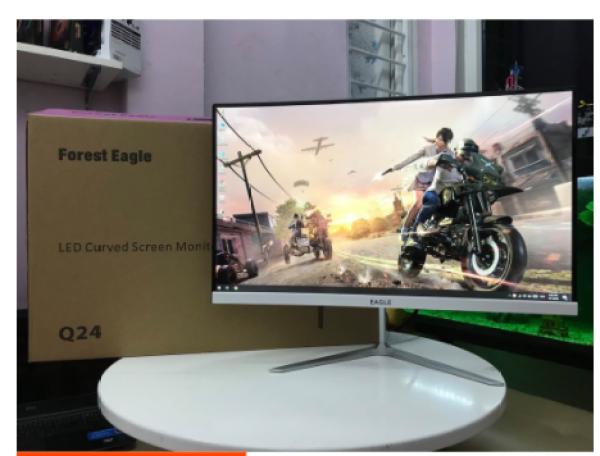 Bảng giá màn hình EAGLE 24 CONG [BH 12 THÁNG] Phong Vũ