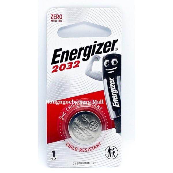 Bảng giá Vỉ 1 Viên Pin CR2032 Energizer