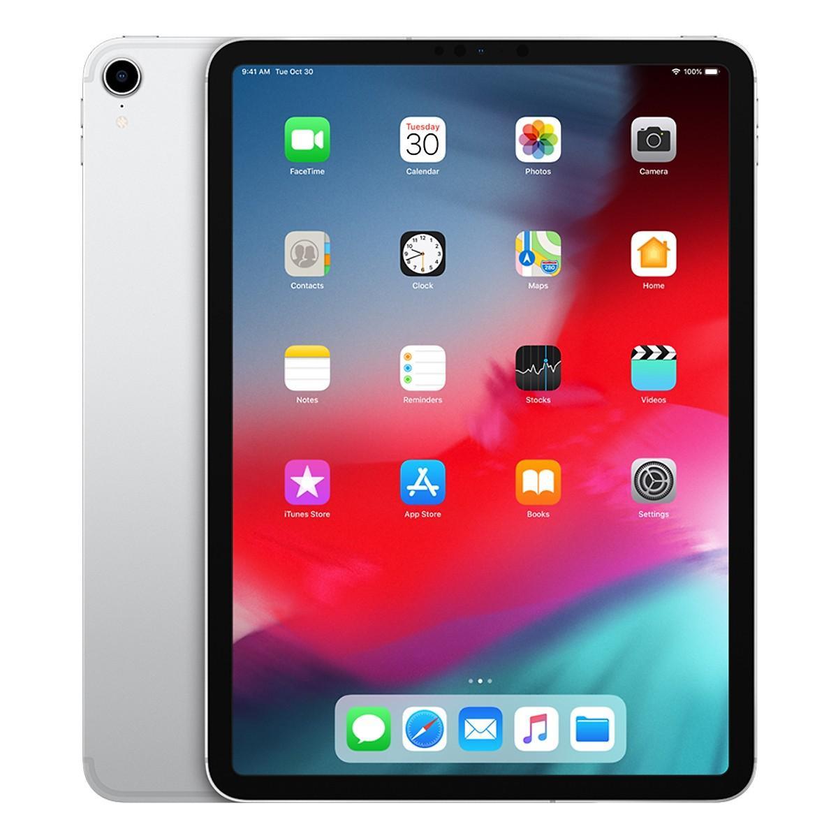 iPad Pro 12.9 inch (2018) 64GB Wifi (Silver) - Hàng Chính Hãng