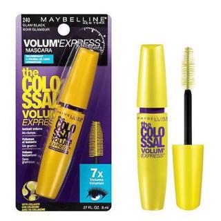 Mascara Làm Dày Và Dài Mi Maybelline Colossal Volum Express Waterproof 7x 8ml thumbnail