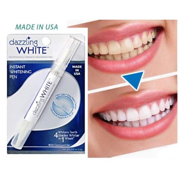 (Ảnh thật tại shop) - Bút tẩy trắng răng Thần Thánh Dazzling White