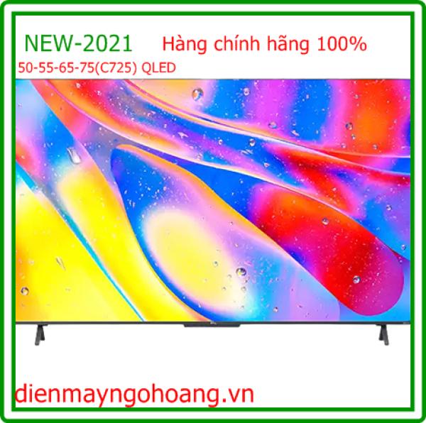 Bảng giá Android Tivi QLED 4K TCL 50 Inch 50C725