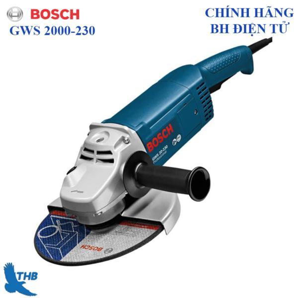 Máy mài góc lớn Bosch GWS 2000-230