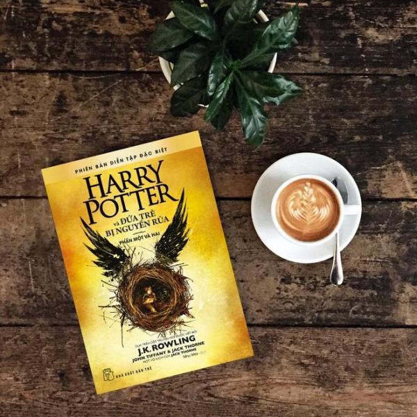 Mua Harry Potter và đứa trẻ bị nguyền rủa - Phần một và hai