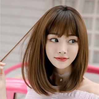 Tóc giả nữ Hàn Quốc + Tặng kèm lưới T328 thumbnail