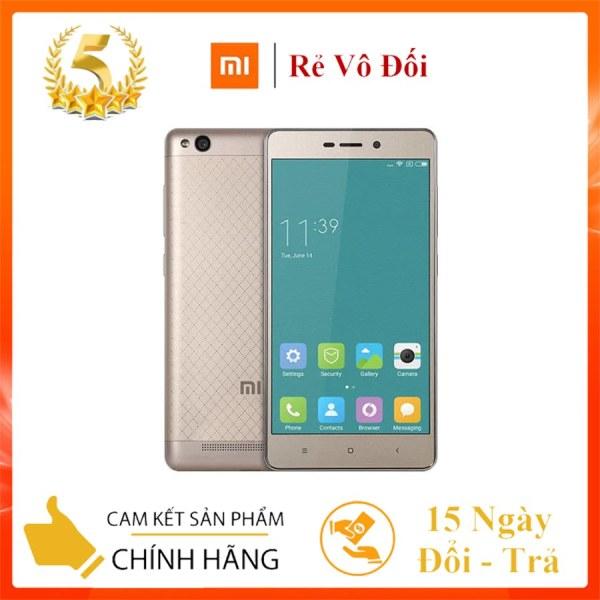 [Rẻ Vô Đối 2020] Điện Thoại Smartphone Xiaomi Redmi 3 - Bảo Hành 1 Đổi 1
