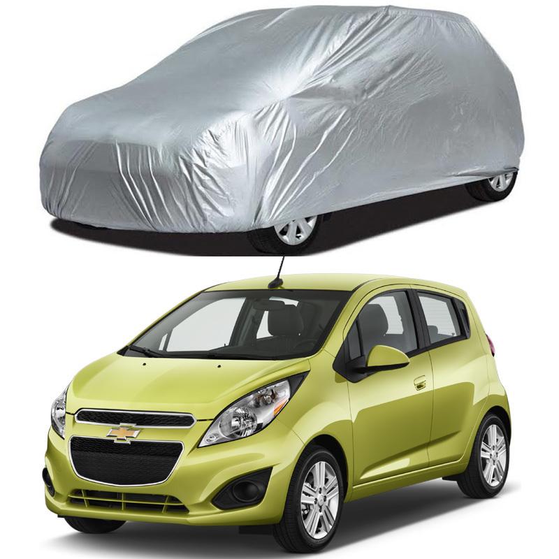 Bạt Phủ xe Ô Tô Chevrolet SPARK, MATIZ Chỗ Vải Dù OXFORD Siêu Bền, Bạt Trùm Xe Hơi Chống Nắng Mưa Bảo Vệ Xe