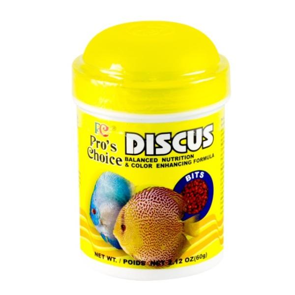 Thức ăn cá dĩa Discus Bits Pros Choice (dạng hạt) sản phẩm tốt với chất lượng và độ bền cao cam kết giống y như hình