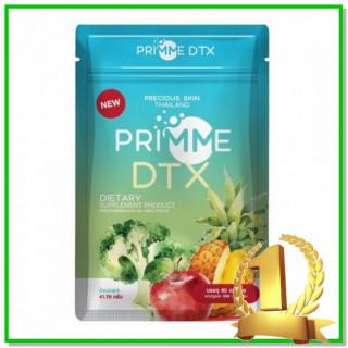 Giảm cân nhanh, Giảm Cân 60 Viên uống khử mỡ rau xanh trái cây Detox Prime thumbnail