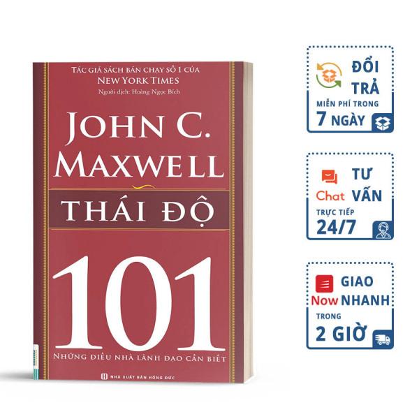 Attitude 101 - Thái Độ 101 - Bizbooks