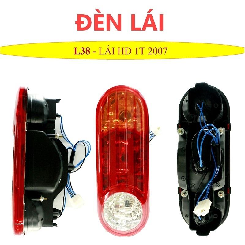 ĐÈN HẬU XE TẢI HUYNDAI 1T 2007 - MÃ L38 (cặp)