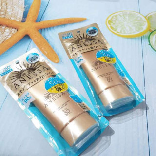 Kem chống nắng Anessa Perfect UV Sunscreen Skincare Milk 60ml. thumbnail