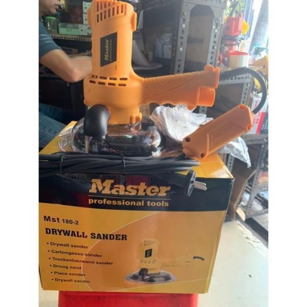 máy chà tường master 180mm