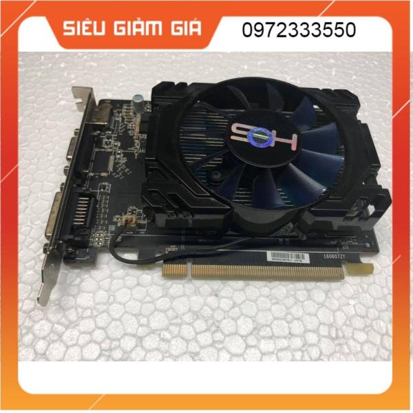 Bảng giá Card màn hình VGA HIS H6570 2G DDR5 TƯƠNG ĐƯƠNG GT730 2G DR5 Phong Vũ