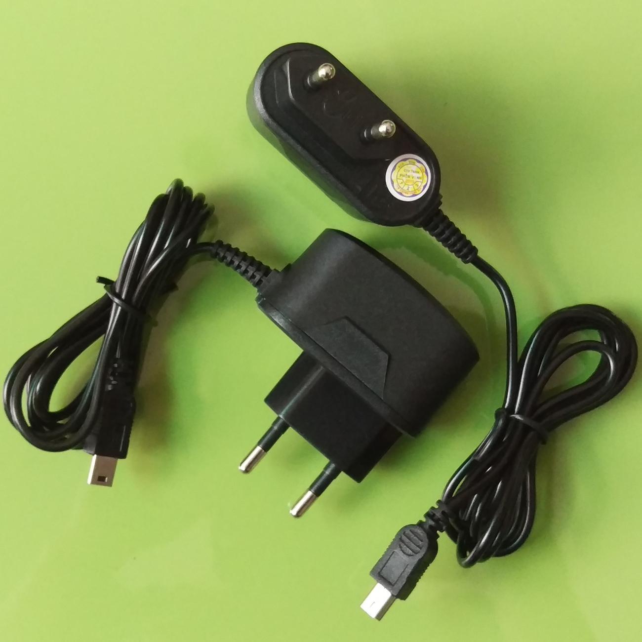 bộ sạc đầu đực ra hình thang (V3 ) cho HDD box, điện thoại, loa