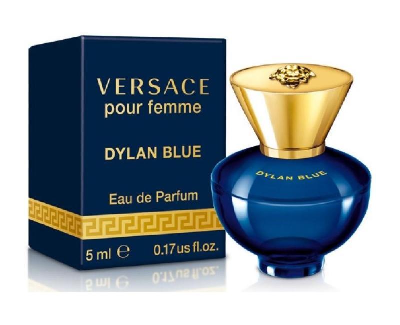 Nước Hoa Nữ Versace Dylan Blue Pour Femme 5ml