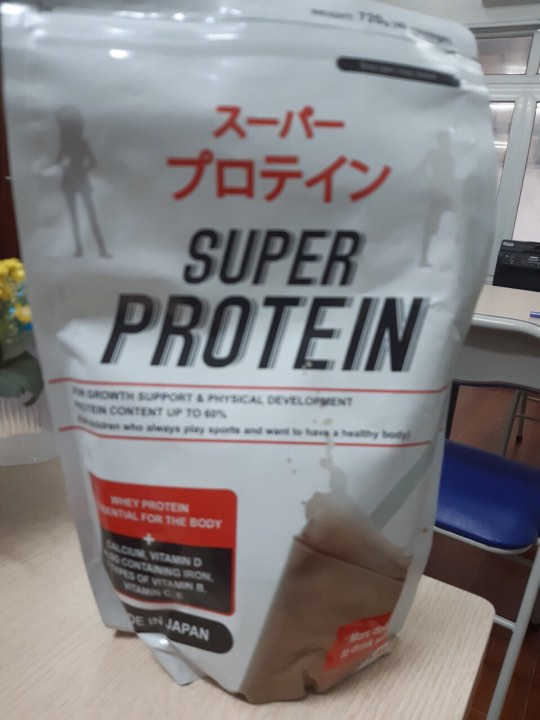 SUPERPROTEIN 720G MADE IN JAPAN cao cấp