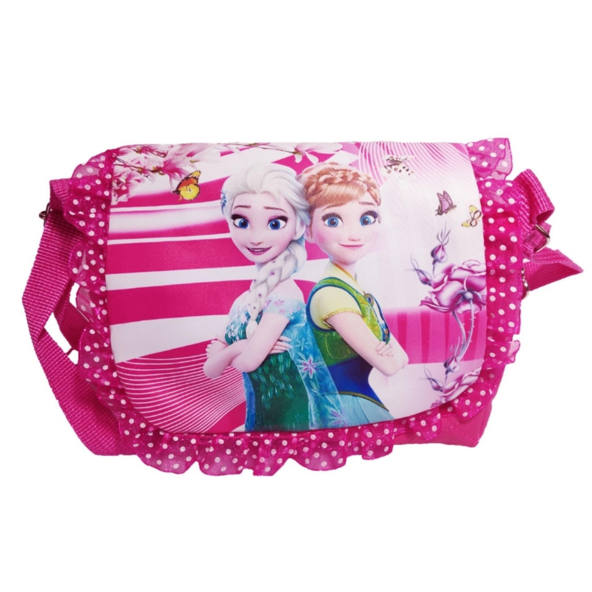 Túi Đeo Chéo Công Chúa Elsa Cho Bé Gái