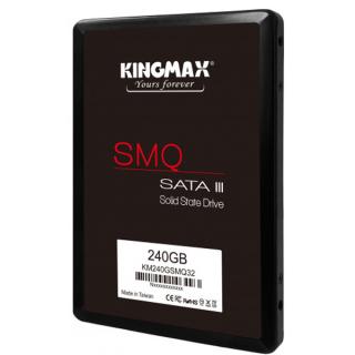 [HCM]Ổ Cứng SSD KINGMAX 240GB Ổ cứng truy xuất nhanh sử dụng cho máy tính PC và máy Laptop Ổ cứng mới bảo hành 24 tháng thumbnail