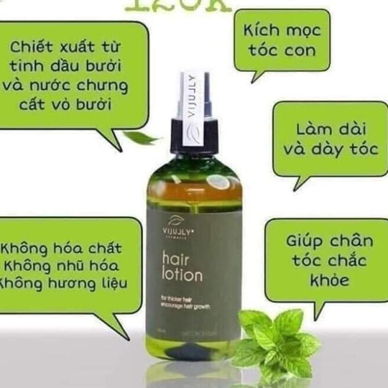 Tinh dầu bưởi ngăn rụng và kích thích mọc tóc