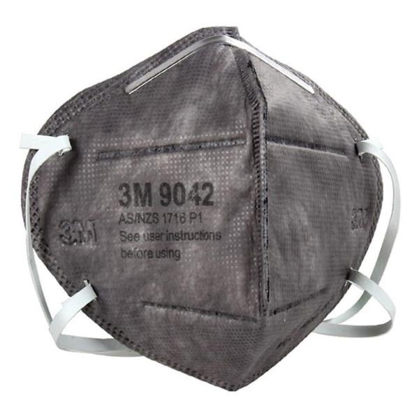[SIÊU ƯU ĐÃI]  KHẨU TRANG 3M CHUẨN N95 THAN HOẠT TÍNH 9042 NGĂN NGỪA VI KHUẨN / VIRUS & SIÊU BỤI MỊN PM2.5 cao cấp