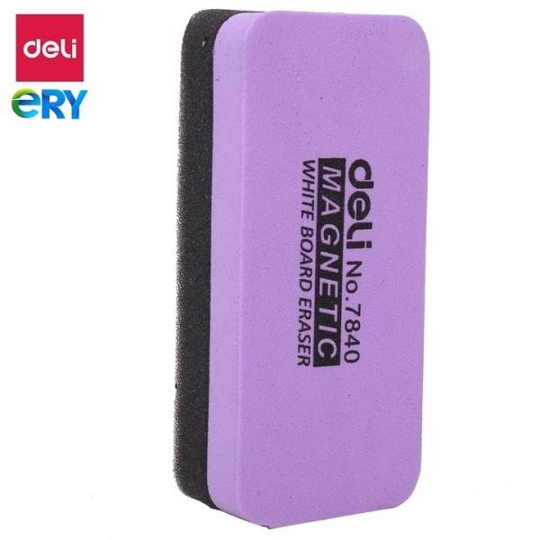 Mua Mút lau bảng có nam châm Deli E7840, sản phẩm chất lượng cao và được kiểm tra kỹ trước khi giao hàng