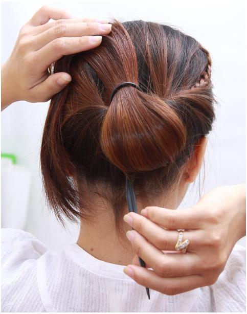 Bộ 2 vòng tạo lọn tóc- phụ kiện tóc giá rẻ - Lavy Store cao cấp